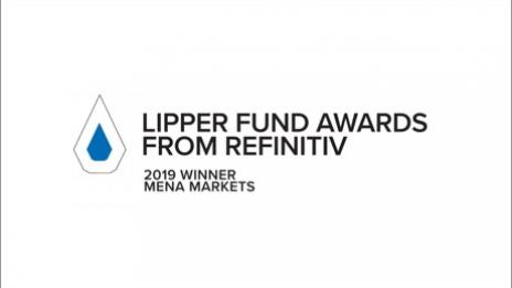 Thomson Reuters Lipper Fund Award
